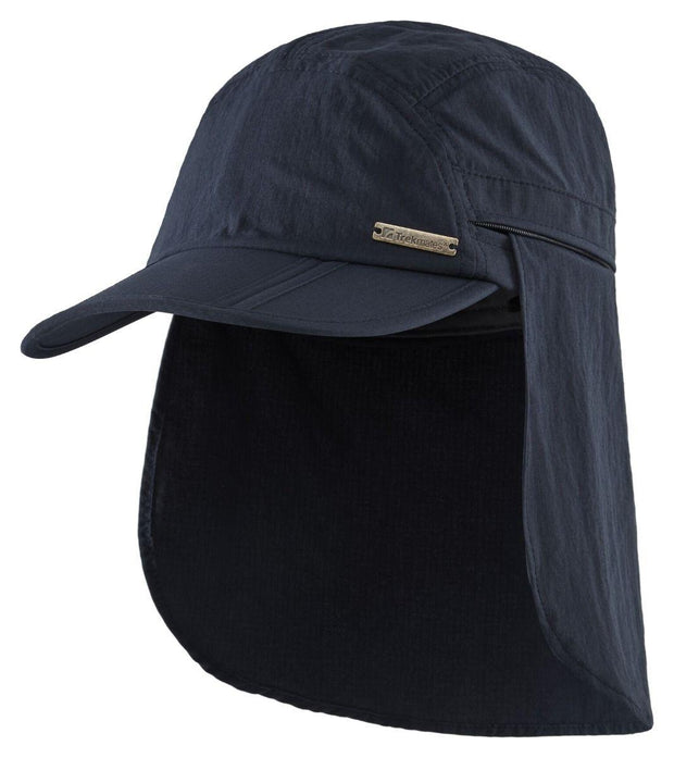 Trekmates Atacama Packable Sun Cap - Navy