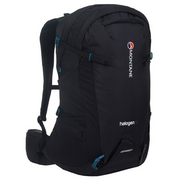 Montane Halogen 25 Mountain Day Pack - Black M/L