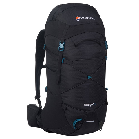 Montane Halogen 33 Mountain Day Pack - Black M/L