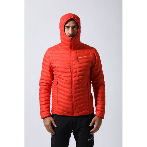Montane Men's Icarus Primaloft Thermoplume Hooded Jacket