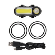 Nite Ize Radiant 125 Rechargeable Bike Light