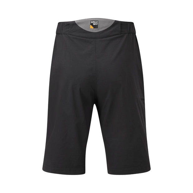 Sprayway Men's Compass Walking Shorts - Black