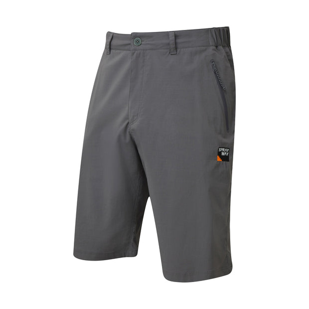 Sprayway Men's Compass Walking Shorts - Carbon