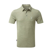 Sprayway Men's Levin Travel Polo Shirt - Lichen Green