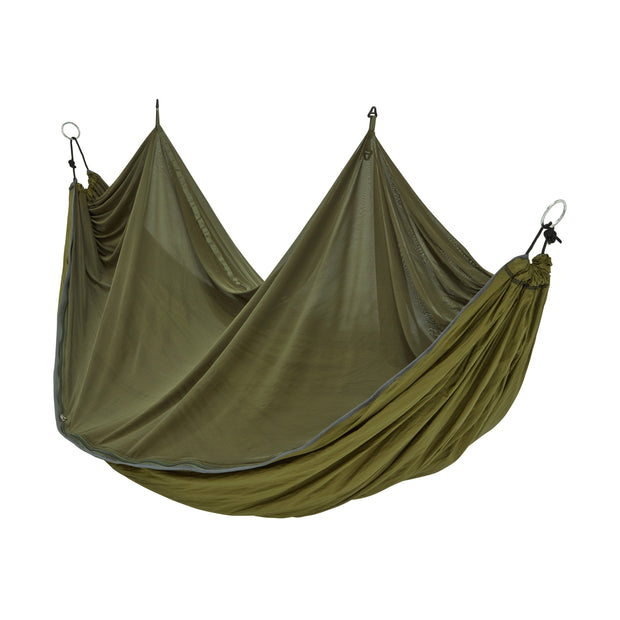 Trekmates Expedition Hammock + Mosquito Net - Olive