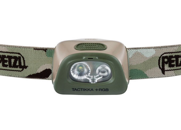 Petzl Hybrid Concept Tactikka +RGB 350 Lumens LED Headtorch