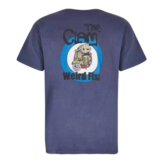 Weird Fish Men's The Clam Artist T-Shirt