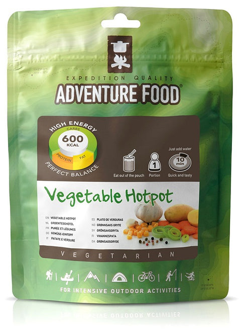 Adventure Food 1 Person Camping, Trekking Main Meals