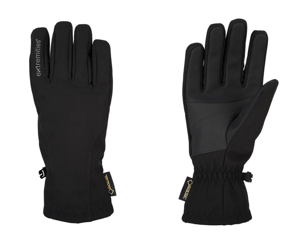 Extremities Vortex Gore-Tex Waterproof Unisex Gloves - Black