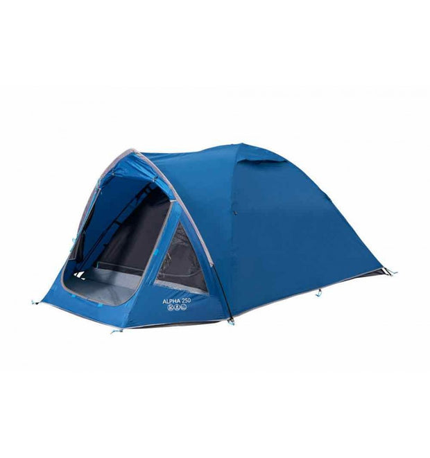Vango Alpha 250 2 Person Adventure Tent - Moroccan Blue