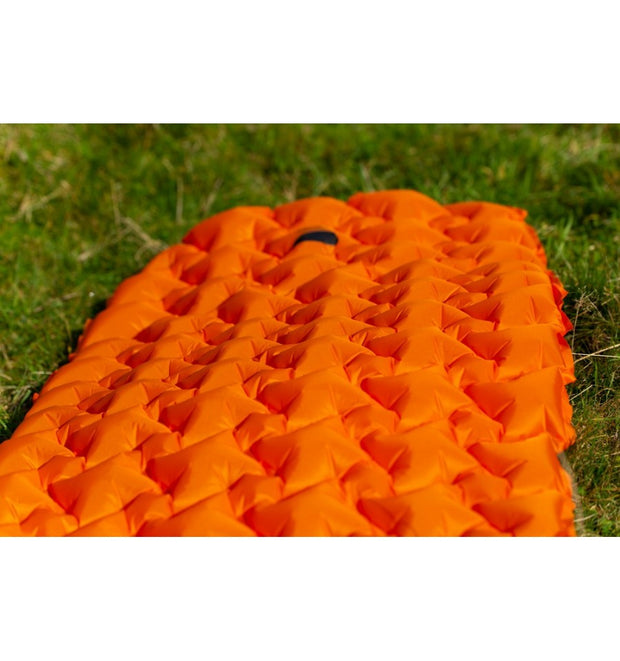 Vango Aotrom Short Lightweight Sleeping Mat (5cm thick) - Vango Orange