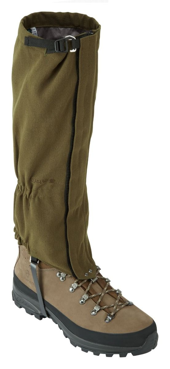 Trekmates Argyll Waterproof Walking Gaiters - Dark Olive