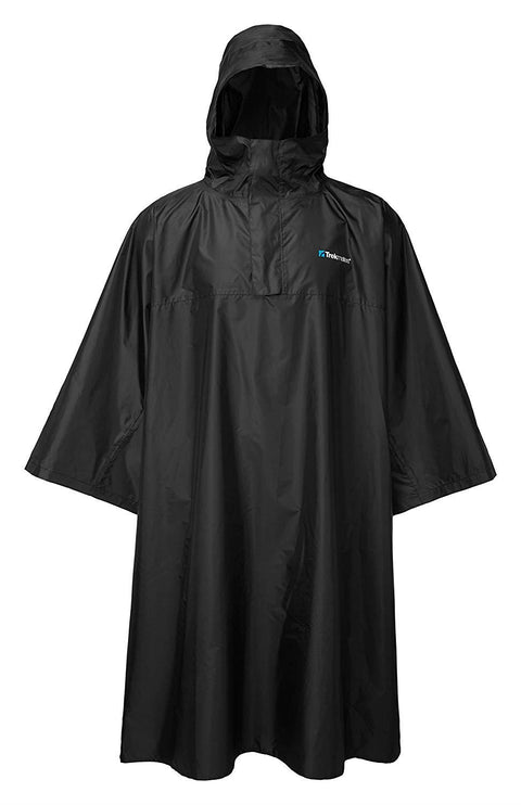 Trekmates New Deluxe Waterproof Mid-length Sleeved Poncho