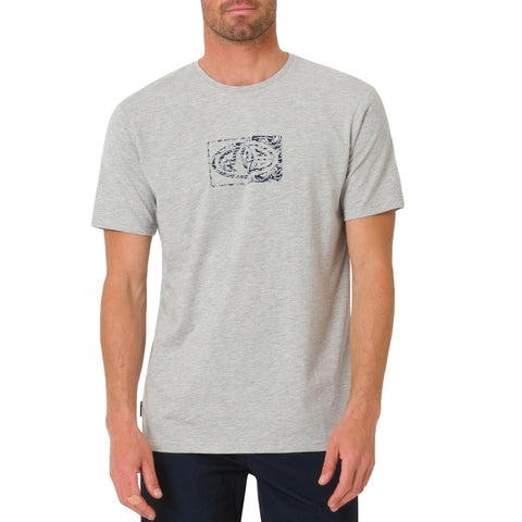 Animal Mens Claw Tee Crew Neckline Short Sleeved Blended Cotton T-Shirt