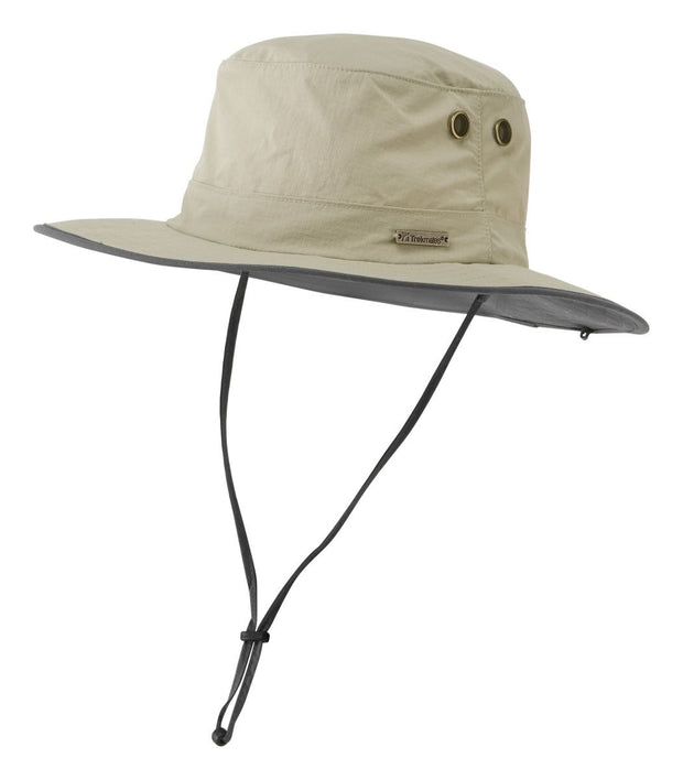 Trekmates Borneo Mosi Repellent Wide Brimmed Hat with Mosi net
