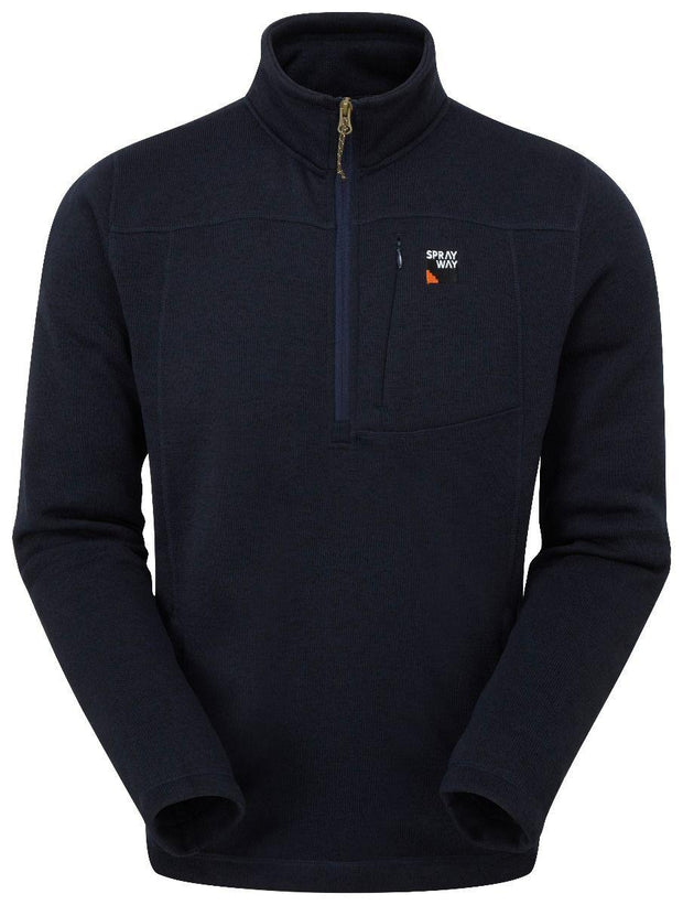 Sprayway Men's Minos Lightweight Half Zip Fleece Pullover