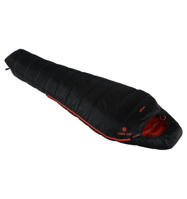 Vango Cobra 400 Down Sleeping Bag - Anthracite