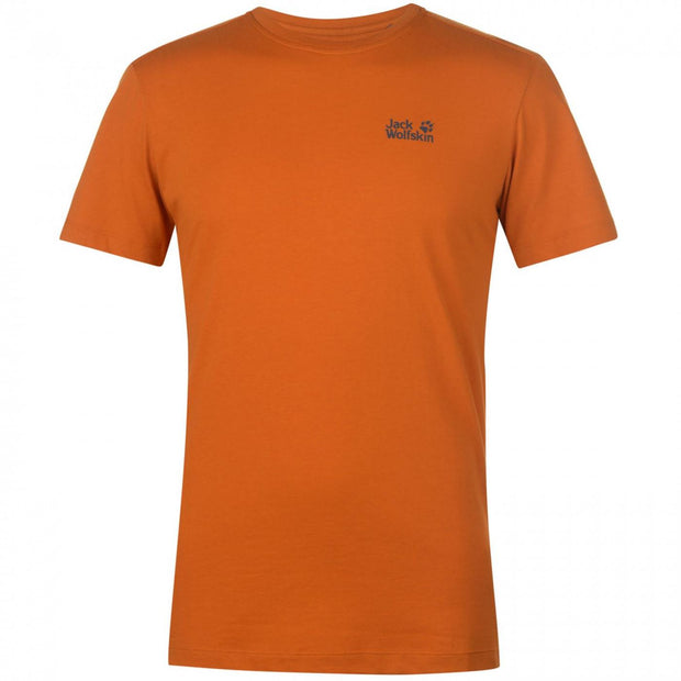 Jack Wolfskin Men's Essential T Organic Cotton T-Shirt