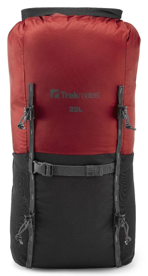 Trekmates Dry Pack RS 22 Litre - Chilli Pepper