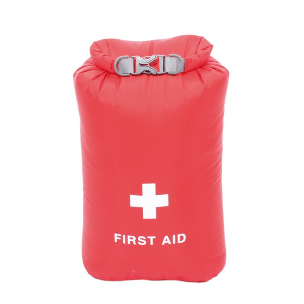 Exped First Aid Fold-Drybag - Red