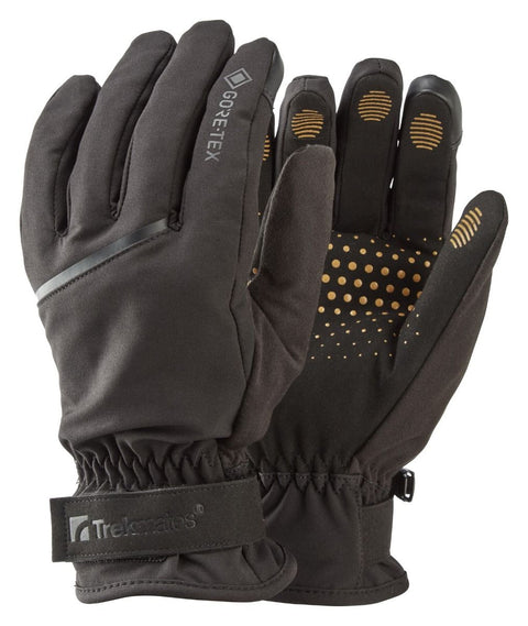 Trekmates Friktion Gore-Tex Grip Glove - Black