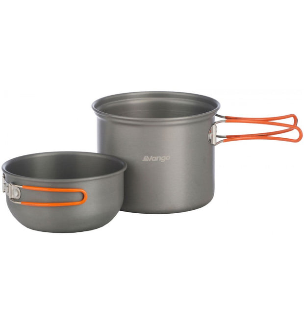 Vango Hard Anodised Cook Kit - 1 Person