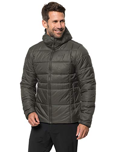 Jack Wolfskin Men's Argon Thermic Windproof Insulated Jacket