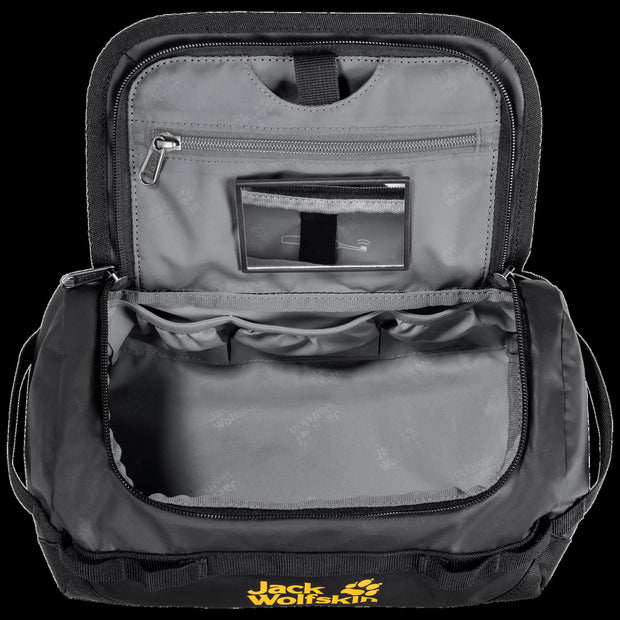 Jack Wolfskin Expedition Wash Bag - Black