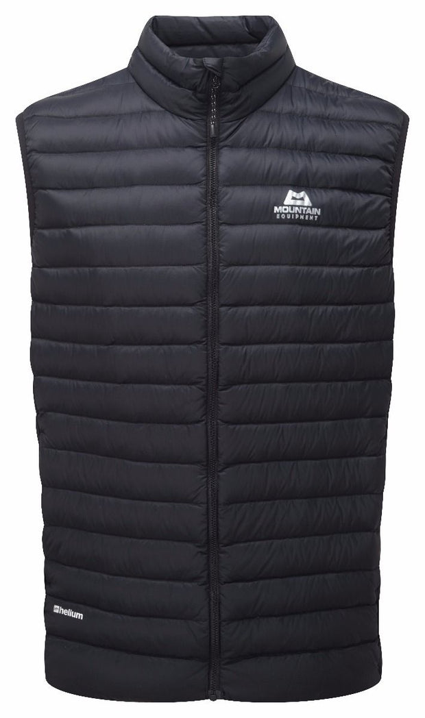 Mountain Equipment Men's Arete Down Vest - Black