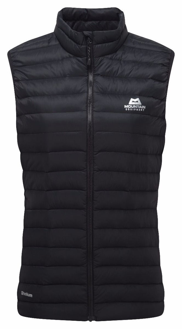 Mountain Equipment Women's Down Arete Vest - Black