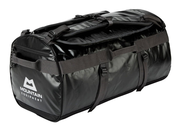 Mountain Equipment Wet & Dry Kit bag - Black/Silver