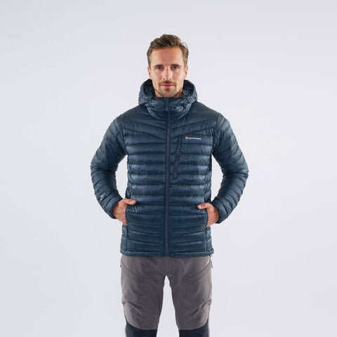 Montane Men's Featherlite Down Jacket - Orion Blue