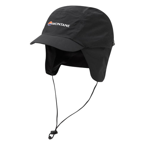 Montane Mountain Squall Gore-Tex Shell Cap - Black