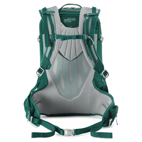 Montane Women's Azote 24 Adjustable Daypack - Wakame Green
