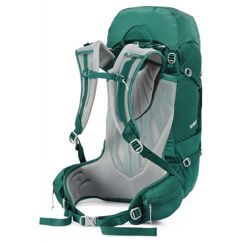 Montane Women's Azote 30 Adjustable Daypack - Wakame Green