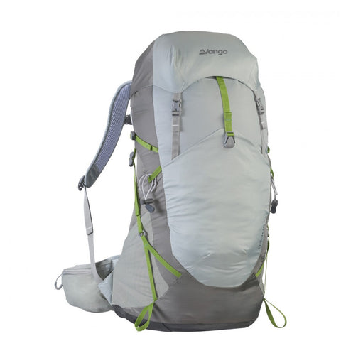 Vango Ozone 30 Lightweight Backpack - Grey/Pamir Green