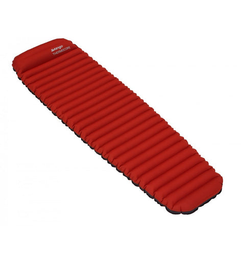 Vango ThermoCore Insulated Sleeping Mat - Rocket Red