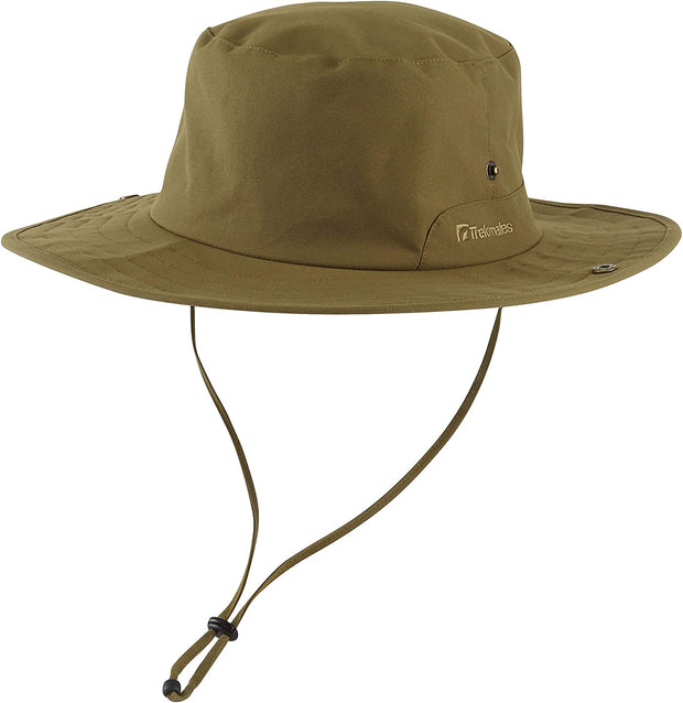 Trekmates Expedition Gore-Tex Walking/Travel Hat - Crocodile