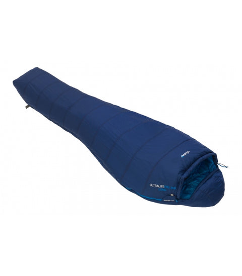 Vango Ultralite Pro 200 Long DofE approved Sleeping Bag - Cobalt Blue Long
