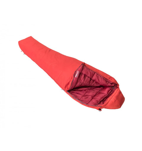 Vango New Ultralite Pro 300 DofE Recommended Sleeping Bag - Rocket Red