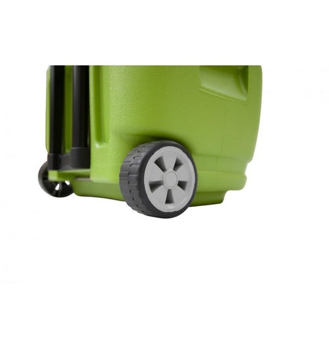 Vango Pinnacle Wheelie Cooler - Green 30 Litre