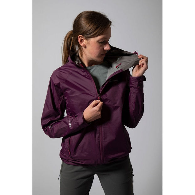 Montane Women's Atomic Lightweight Pertex Waterproof Jacket