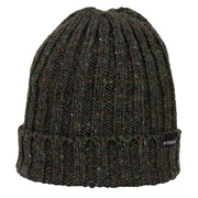 Extremities Baslow Knitted Wool Beanie Hat