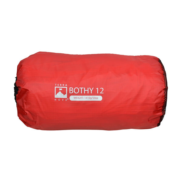 Terra Nova Bothy 12 Bag Survival Shelter - 12 Person Red