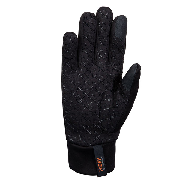 Extremities Insulated Waterproof Sticky Power Liner Glove - Black