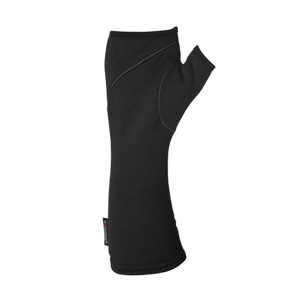 Extremities Power Stretch Warm Wrist Gaiters - Black