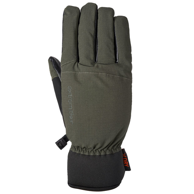 Extremities Sportsman Waterproof Gloves - Khaki Green