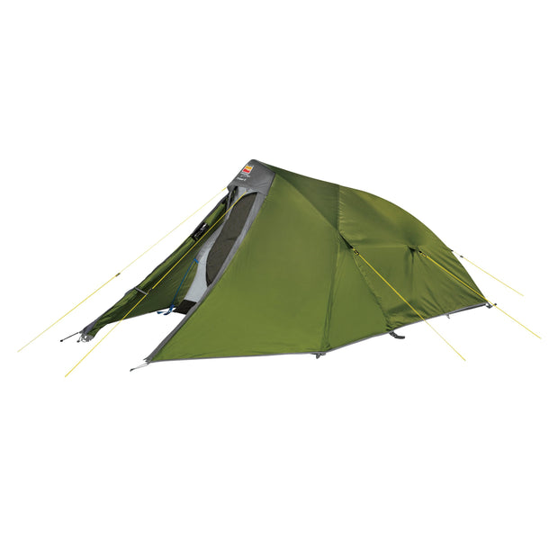 Wild Country New Trisar 2 Semi-Geodesic  Backpacking Tent - Green