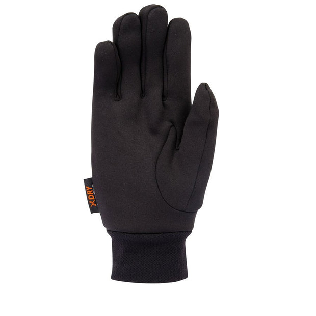 Extremities Waterproof Power Liner Glove - Black