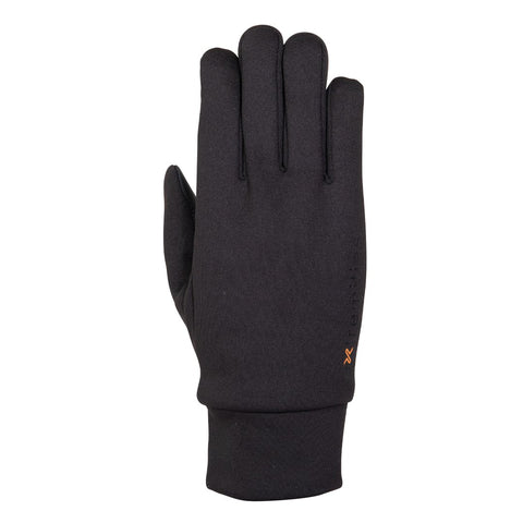 Extremities Waterproof Sticky Power Liner Glove - Black